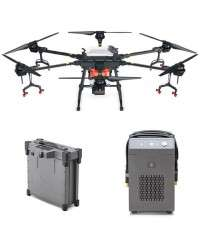 Аграрен дрон Agras T16 с 4 батерии и зарядно устройство