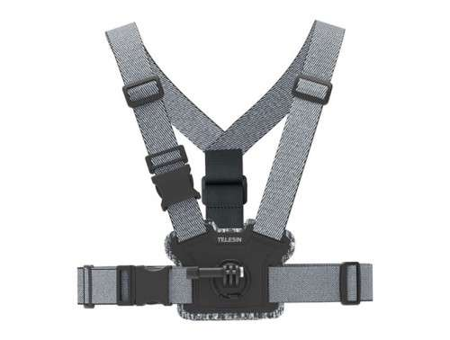TELESIN ремък за гърди за Osmo Action