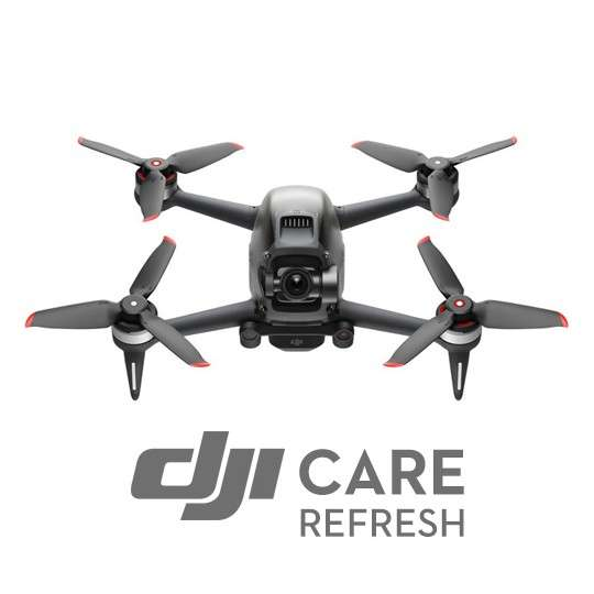 DJI Care Refresh 1-годишен план за DJI FPV