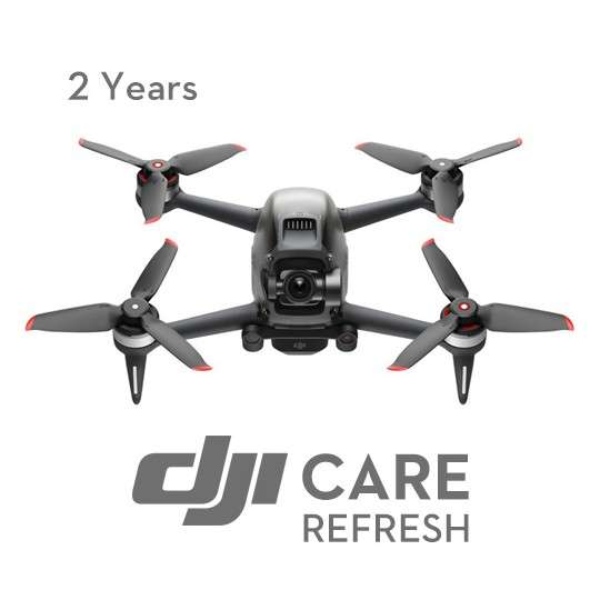 DJI Care Refresh 2-годишен план за DJI FPV
