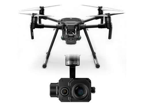 Дрон Matrice 200 V2 + Термaлна камера Zenmuse XT 2