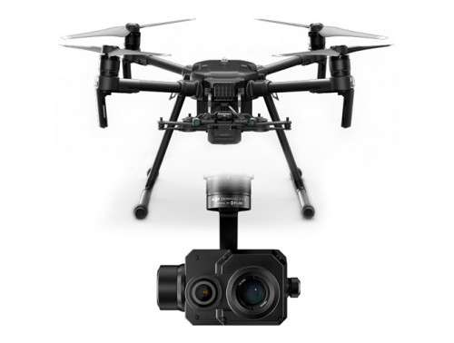 Matrice 210 V2 Drone + Zenmuse XT2 Thermal Imaging Camera