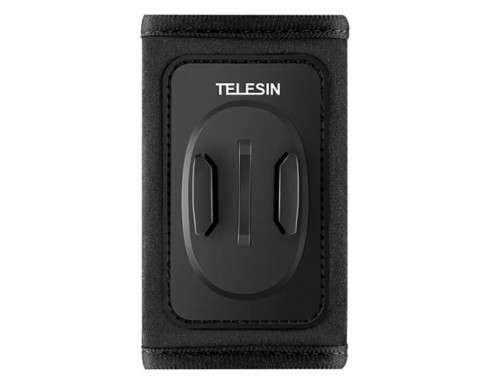 TELESIN 360° Монтажна приставка за раница за Action Camera