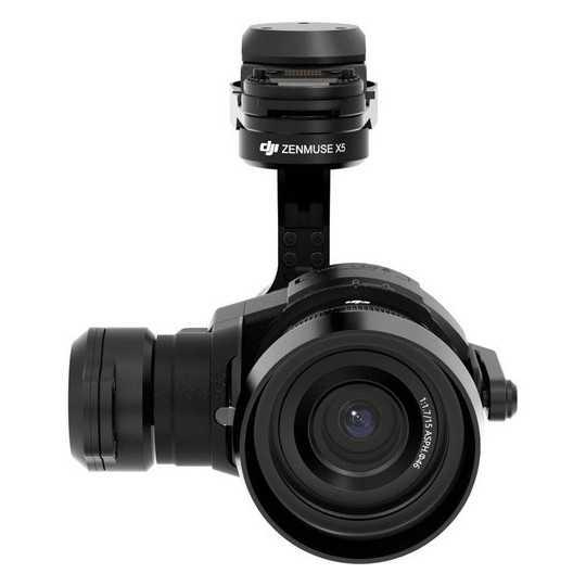 Камера Zenmuse X5